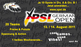 XPSL German Open 2011
