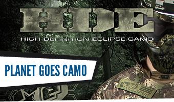 Planet Eclipse Camo Trikot