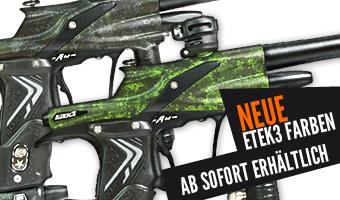 Etek3: neue Farben
