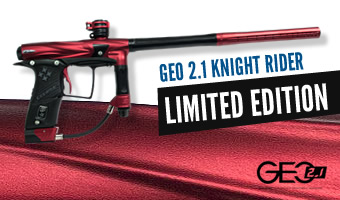 Geo 2.1 Knight Rider Limited Edition