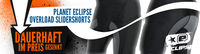 Planet Eclipse Overload Slidershorts