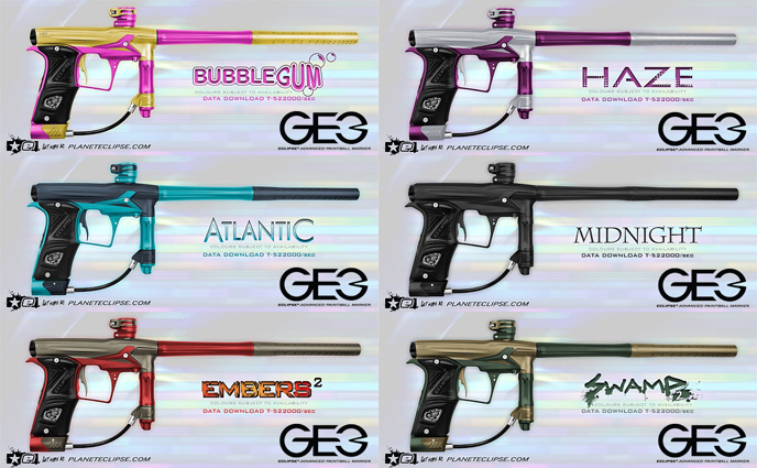 GEO3 Versionen