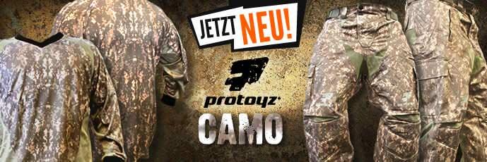 protoyz Camo - Speedpant und Trikot in Acu Digi Camo