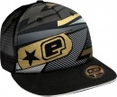 Baseballcap Planet Lightning schwarz/gold