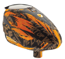 Hopper Dye Rotor Orange Tiger