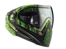 Paintball Maske Dye I4 PRO Invision Lime Tiger
