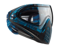 Paintball Maske Dye I4 PRO Invision Blue Cloth