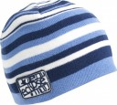 Planet Barcode Beanie 12 blues
