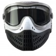 Paintball Maske Empire E-Flex weiss