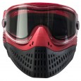 Paintball Maske Empire E-Flex rot
