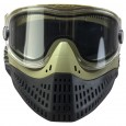 Paintball Maske Empire E-Flex oliv