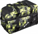 Tasche Eclipse Split Compact Plaid Lime