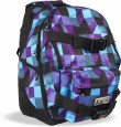 Rucksack Eclipse Gravel Pack Plaid lila
