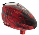 Hopper Dye Rotor Red Cloth
