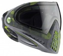 Paintball Maske Dye I4 PRO Invision Atlas Lime