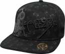 Baseballcap Planet Dragon schwarz