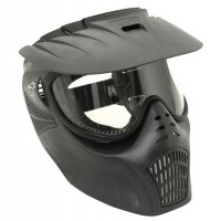 Paintball Maske Extreme Rage X-Ray thermal schwarz