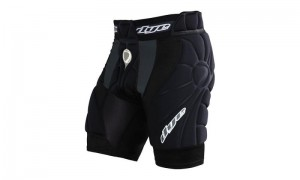 Slider Shorts Dye Performance schwarz