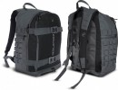 Rucksack Eclipse GX Gravel Bag Molle grau