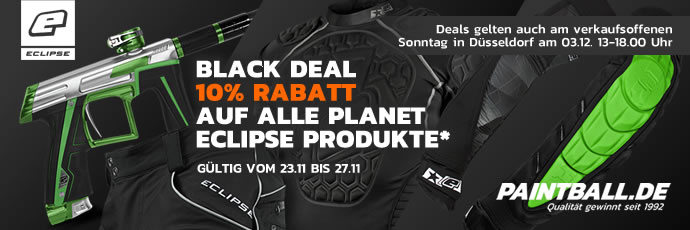 Planet Eclipse Black Deals!