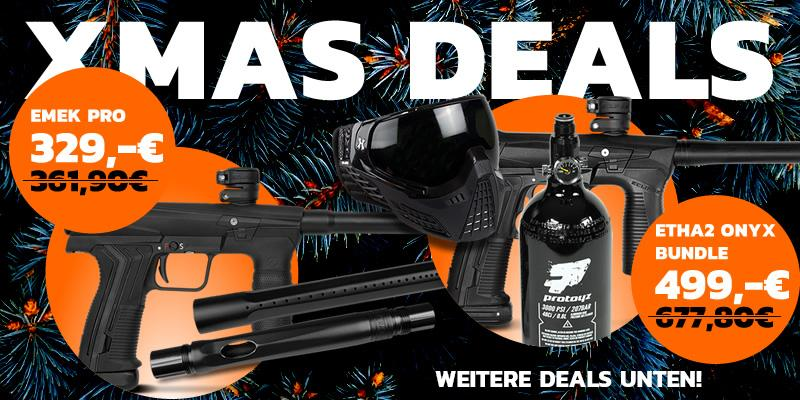 Paintball.de X-Mas Deals!