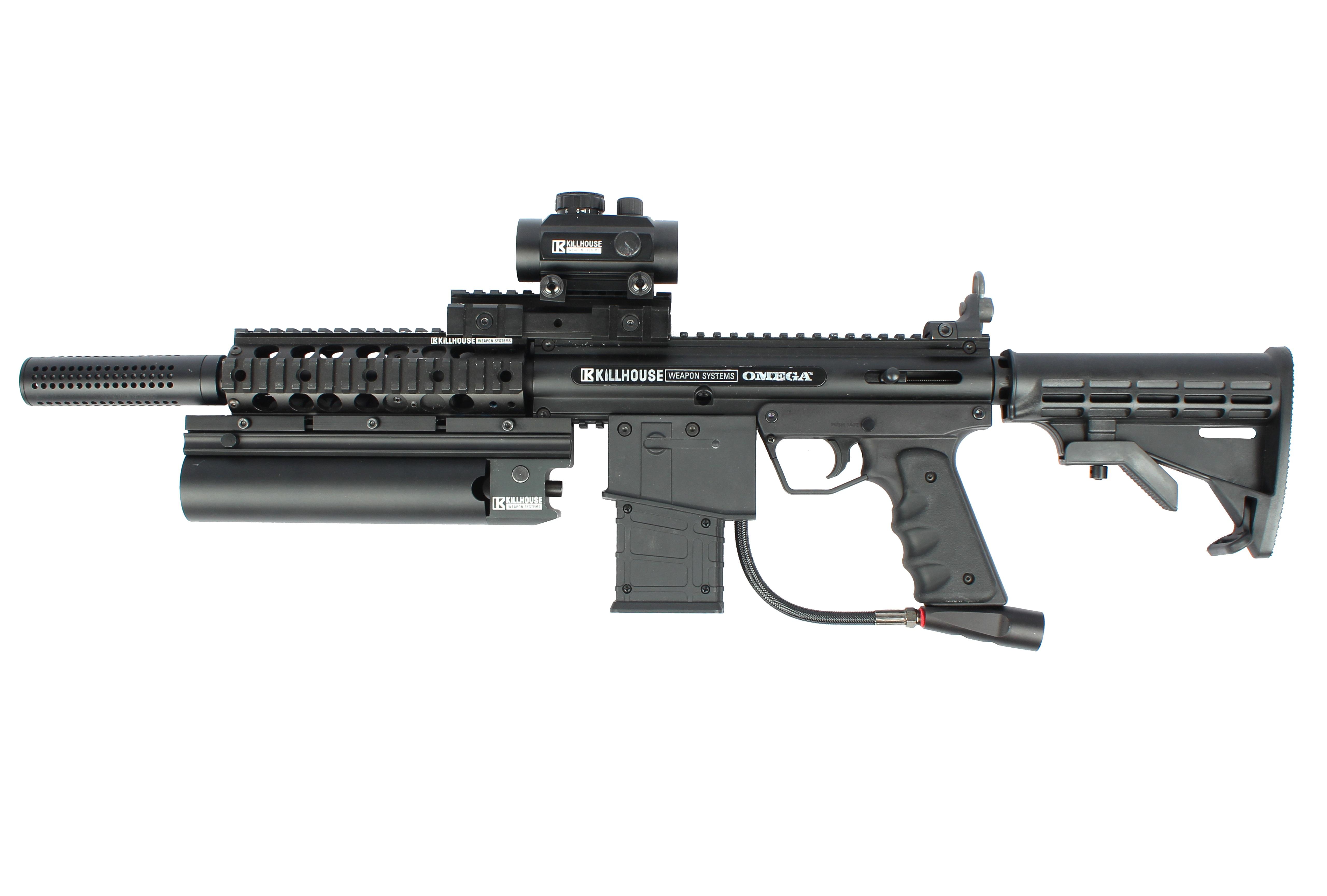 Airsoft gun gutschein