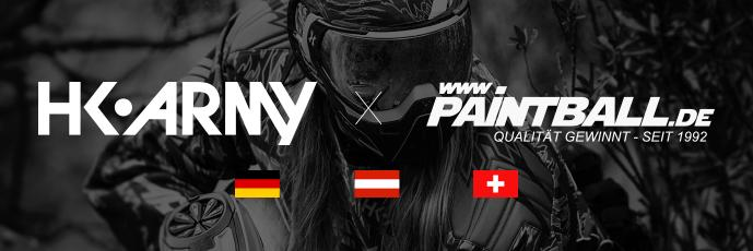 Paintball.de ist HK Army Exklusiv Distributor