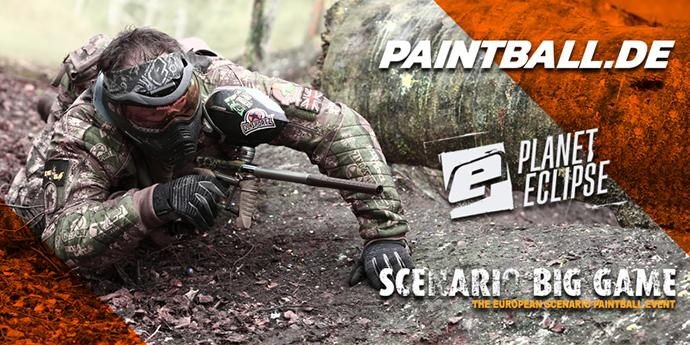 Paintball.de beim SBG 18