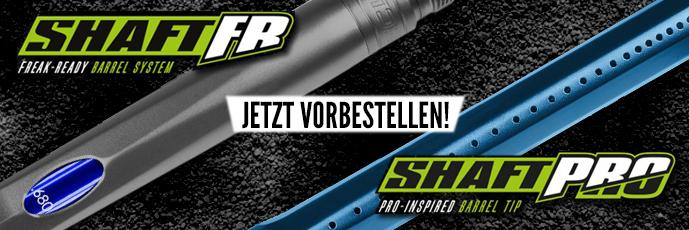 Planet Eclipse Shaft FR Backs und Pro Tips