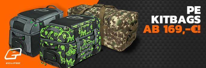Planet Eclipse GX Kitbags ab 169,-€!