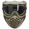 Paintball Maske Empire E-Vent ZN thermal braun-tan Limited Edition