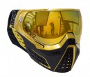 Paintball Maske HK Army KLR gold