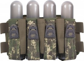 11 Pot (4+3+4) Planet NXE Molle Pack Series unisize HDE camo