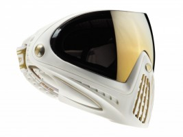 Paintball Maske Dye I4 PRO Invision weiss / gold