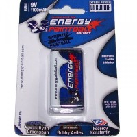 Batterie Energy Paintball 9V Block